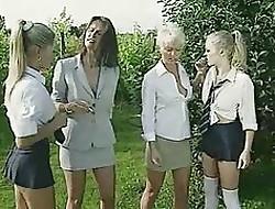 lesbian porn school girls